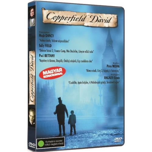 Copperfield Dávid (DVD)