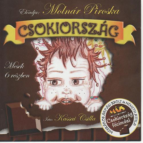 Csokiország - CD hangoskönyv