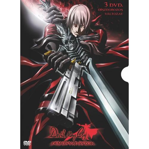Démonvadászok 3 DVD-s díszdoboz (DVD)