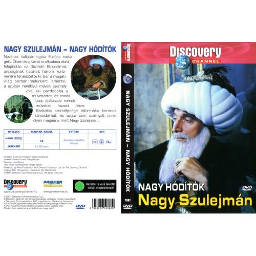 Discovery - Nagy hódítók - Nagy Szulejmán (DVD) *