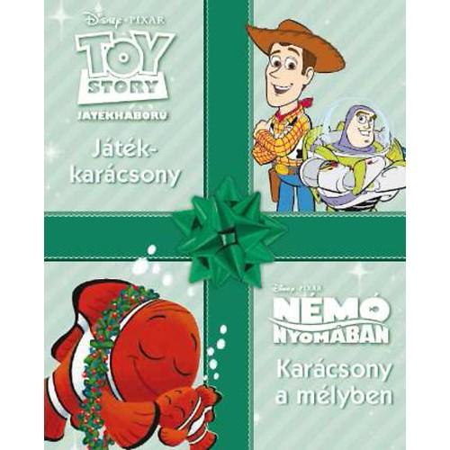 Disney - Toy Story Játékháború - Játékkarácsony / Némó nyomában - Karácsony a mélyben