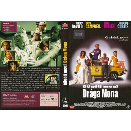 Dögölj meg! Drága Mona (DVD) *
