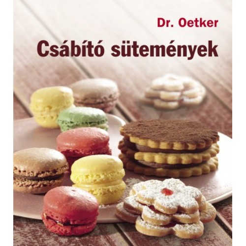 Dr. Oetker - Csábító sütemények