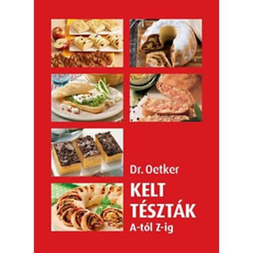 Dr. Oetker - Kelt tészták A-tól Z-ig