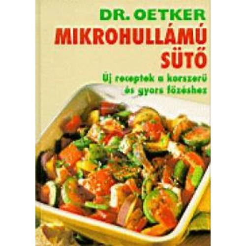 Dr. Oetker - Mikrohullámú sütő