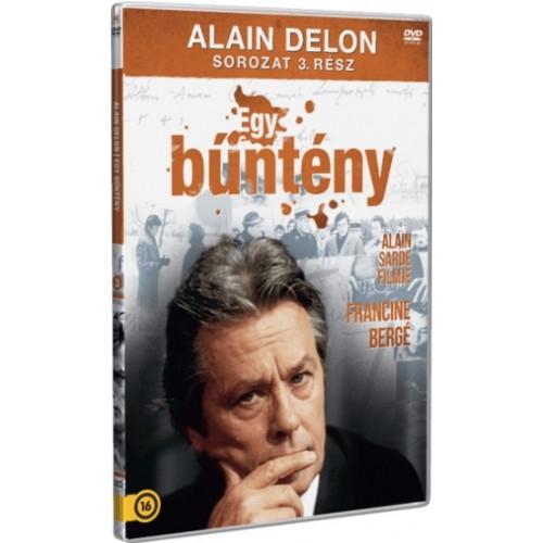Egy bűntény (Alain Delon) (DVD)