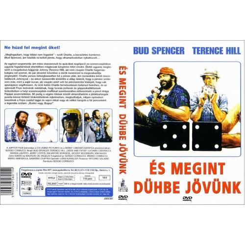 És megint dühbe jövünk - Bud Spencer - Terence Hill (DVD)