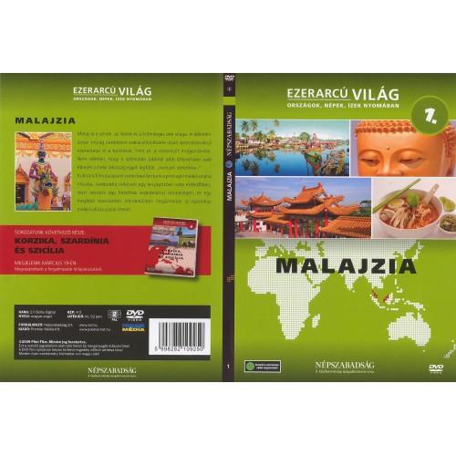 Ezerarcú világ 1. - Malajzia (DVD)