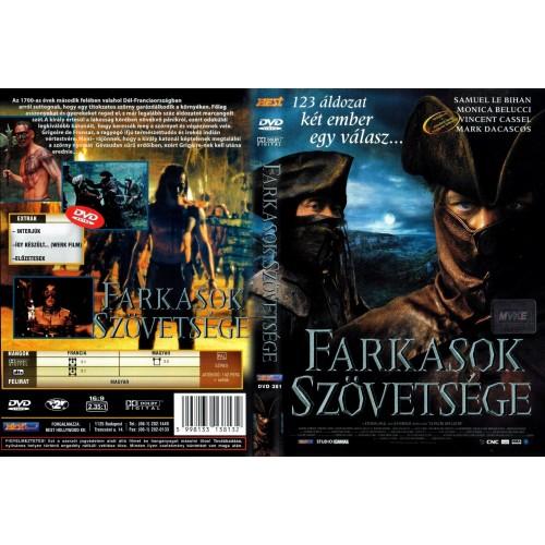 Farkasok szövetsége (DVD)
