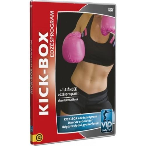 Fitness - Kick-Box edzésprogram (DVD)