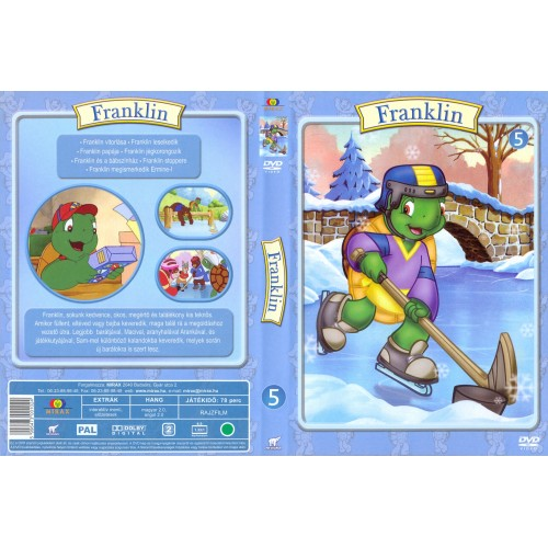 Franklin 5. (DVD)