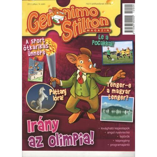 Geronimo Stilton Magazin 2012/4
