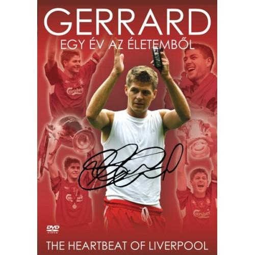 Foci - Steven Gerrard: Egy év az életemből (DVD)