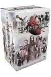 BBC Harcosok díszdoboz (Attila, Cortez, Napoleon, Oroszlánszívű, Shogun, Spartacus) (DVD)