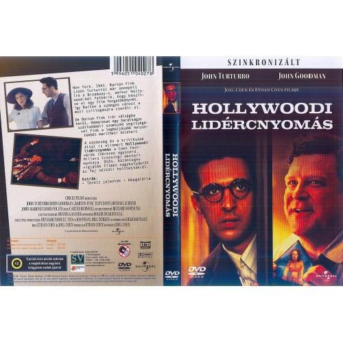 Hollywoodi lidércnyomás (DVD) *