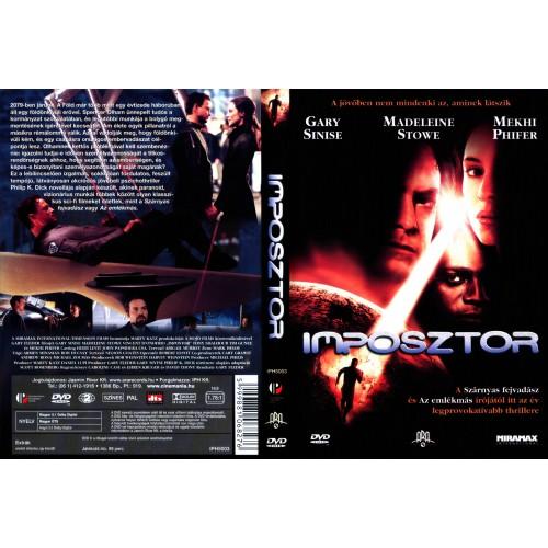 Imposztor (DVD) *