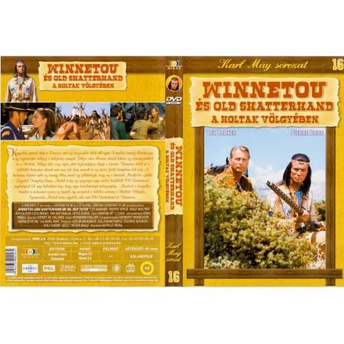 Karl May sorozat 16 - Winnetou és Old Shatterhand a Holtak Völgyében (DVD), Mirax kiadó, DVD