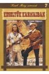 Karl May sorozat 7 - Keselyűk karmaiban (DVD), Mirax kiadó, DVD