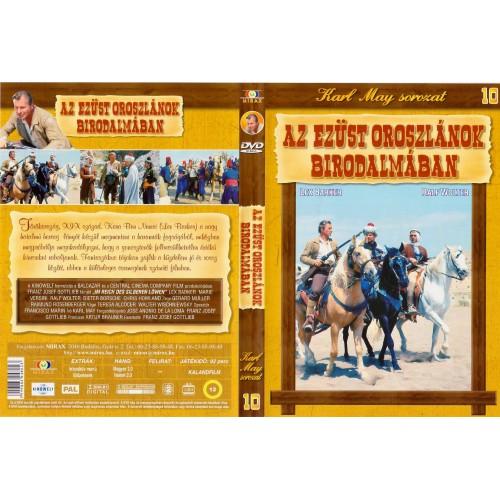 Karl May sorozat 10 - Az ezüst oroszlánok birodalmában (DVD)
