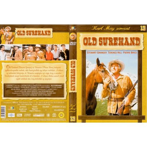 Karl May sorozat 13 - Old Surehand (DVD)