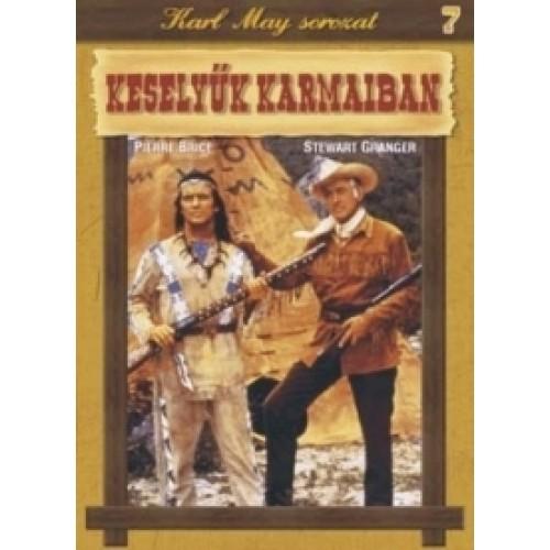 Karl May sorozat 7 - Keselyűk karmaiban (DVD)