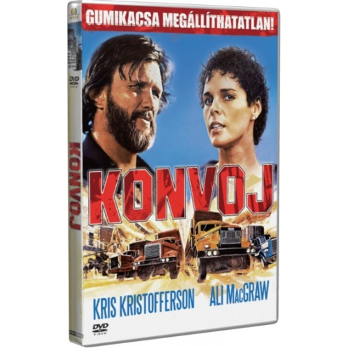 Konvoj (DVD)