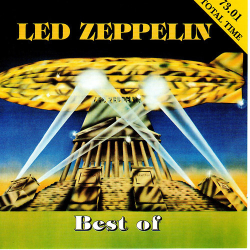 Led Zeppelin: Best of (CD)