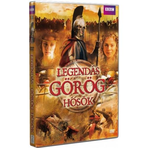 BBC Harcosok : Legendás görög hősök (DVD)