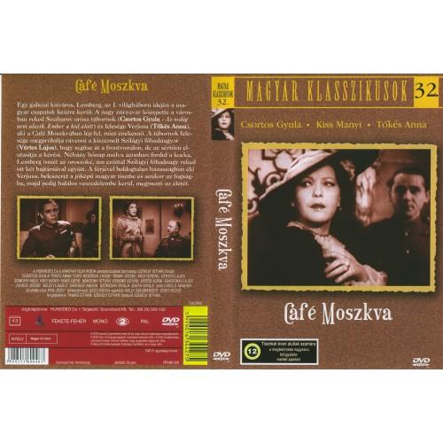 Magyar klasszikusok 32 - Café Moszkva (DVD) *