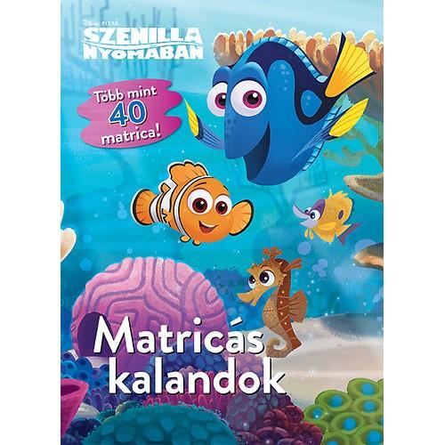 Matricás kalandok - Szenilla nyomában sorozat (Disney)