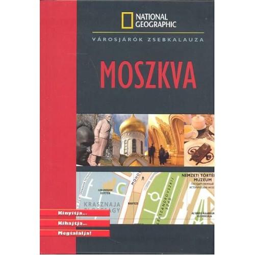 Moszkva - Városjárók zsebkalauza