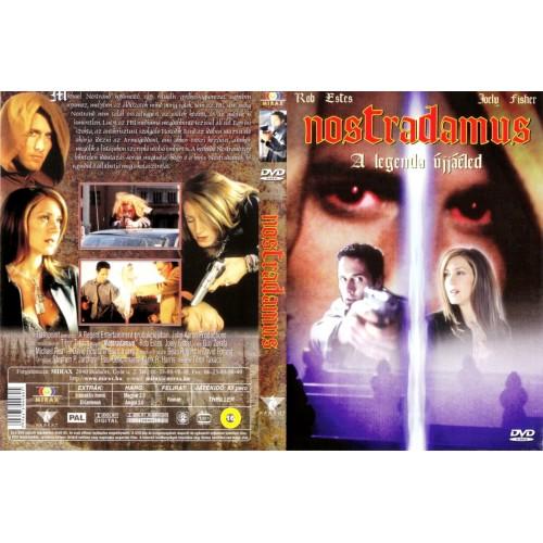 Nostradamus – A legenda újjáéled (DVD)