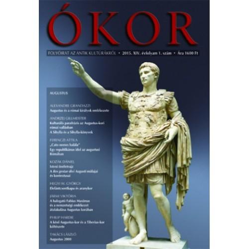 Ókor 2015/1 - Augustus