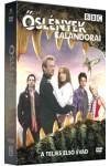BBC - Őslények kalandorai 1. évad díszdoboz (DVD) *