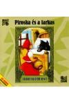 Piroska és a farkas - CD-Audio Hangoskönyv