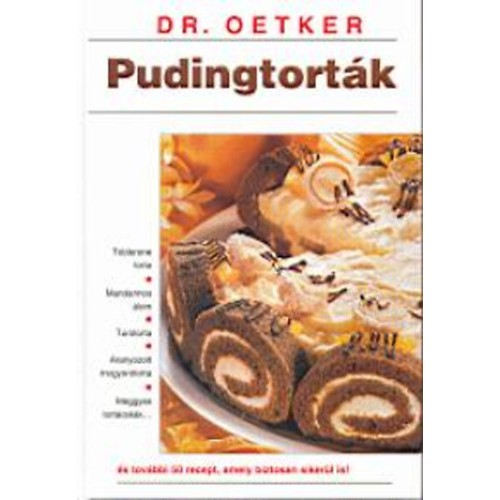Dr. Oetker - Pudingtorták