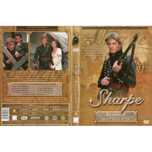 Sharpe becsülete (Sharpe-sorozat 5.) (DVD)