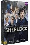 Sherlock I. évad díszdoboz (DVD)