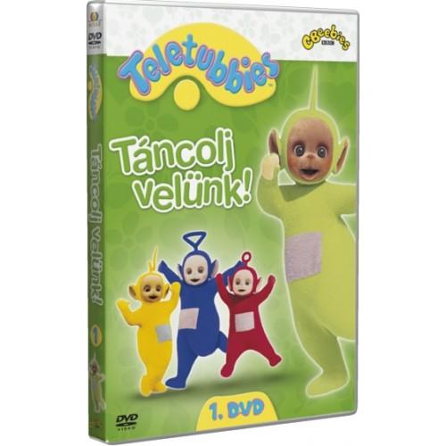 Teletubbies 1. - Táncolj velünk! (DVD)
