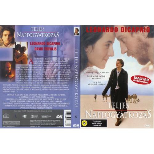 Teljes napfogyatkozás (DVD) *