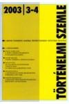 Történelmi Szemle 2003/3-4