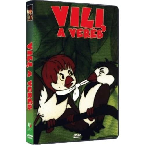 Vili, a veréb (DVD)