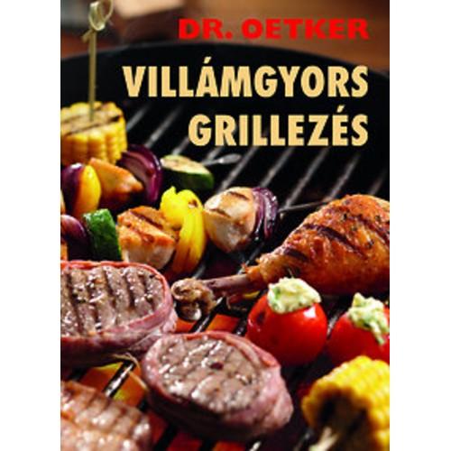 Dr. Oetker - Villámgyors grillezés