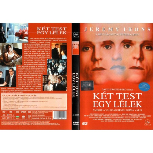 Két test egy lélek (DVD)