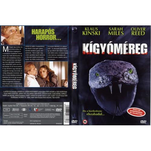 Kígyóméreg (DVD)