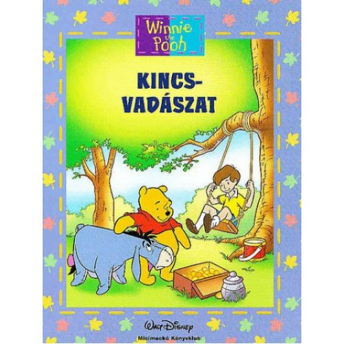 Kincsvadászat + mese CD (Winnie the Pooh - Micimackó Könyvklub)
