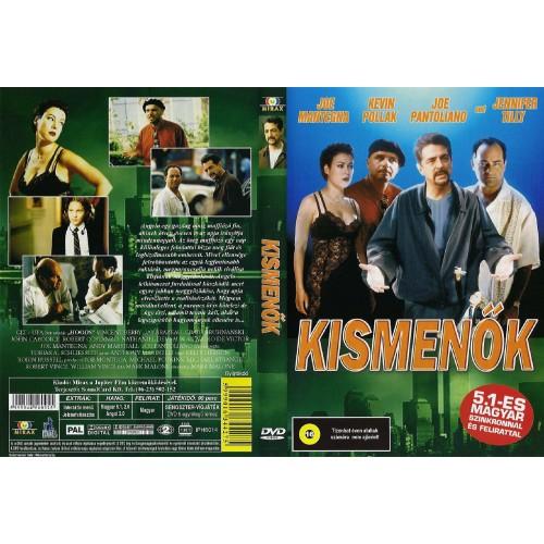 Kismenők (DVD)