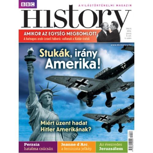 BBC History II. évfolyam, 6. szám (2012. június)