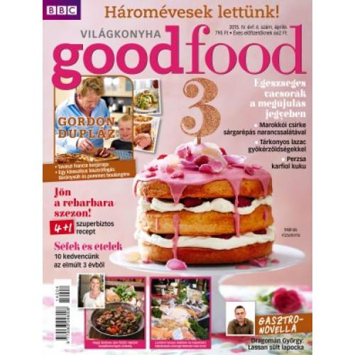 BBC GoodFood  Magazin 2015. 4-7 egy csomagban