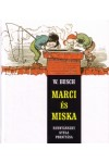 Busch mesekönyvek párban egy csomagban